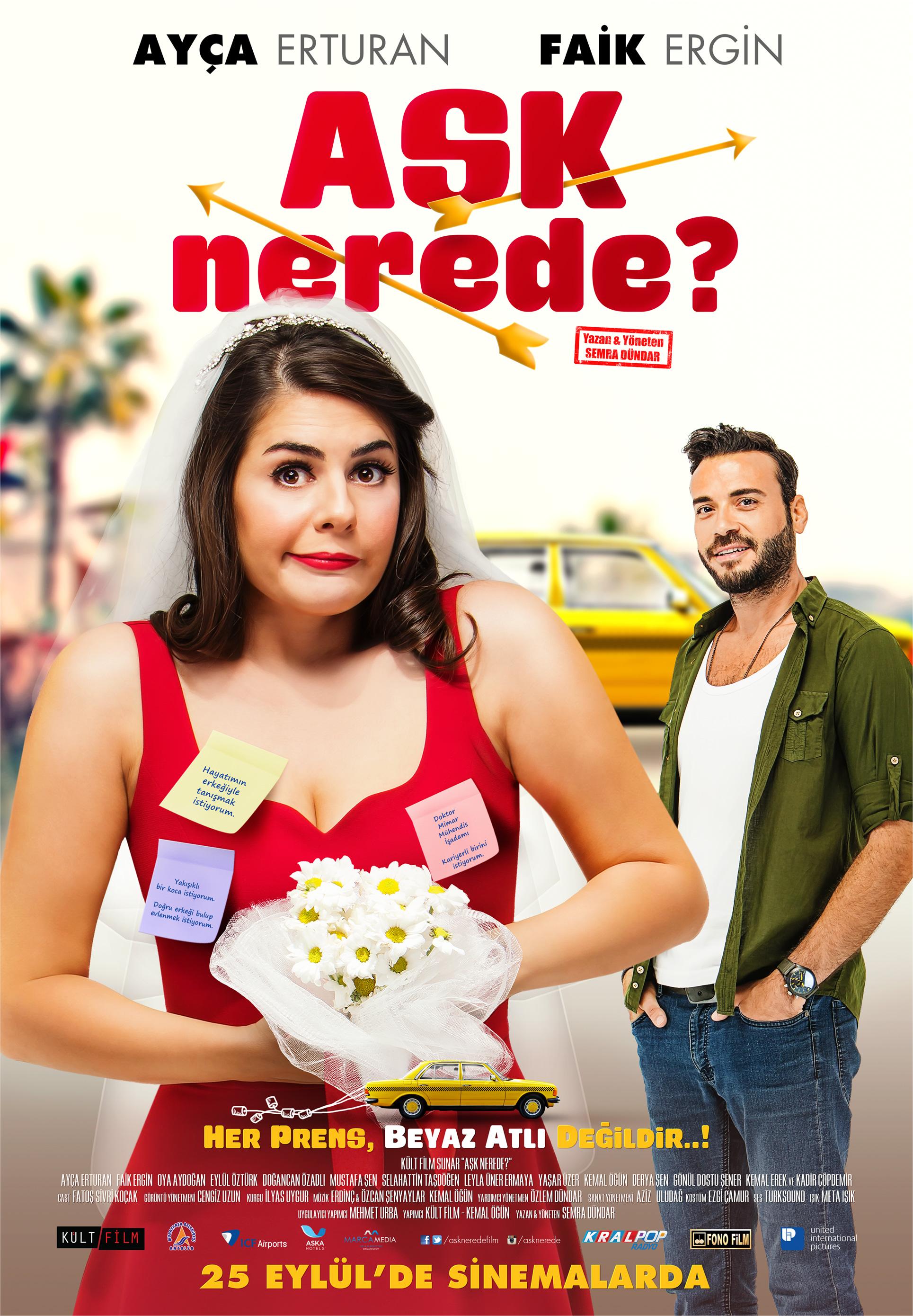 Ask Nerede? (2015) - IMDb