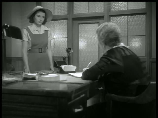Mariska Aldrich and Mary Maguire in That Man's Here Again (1937)