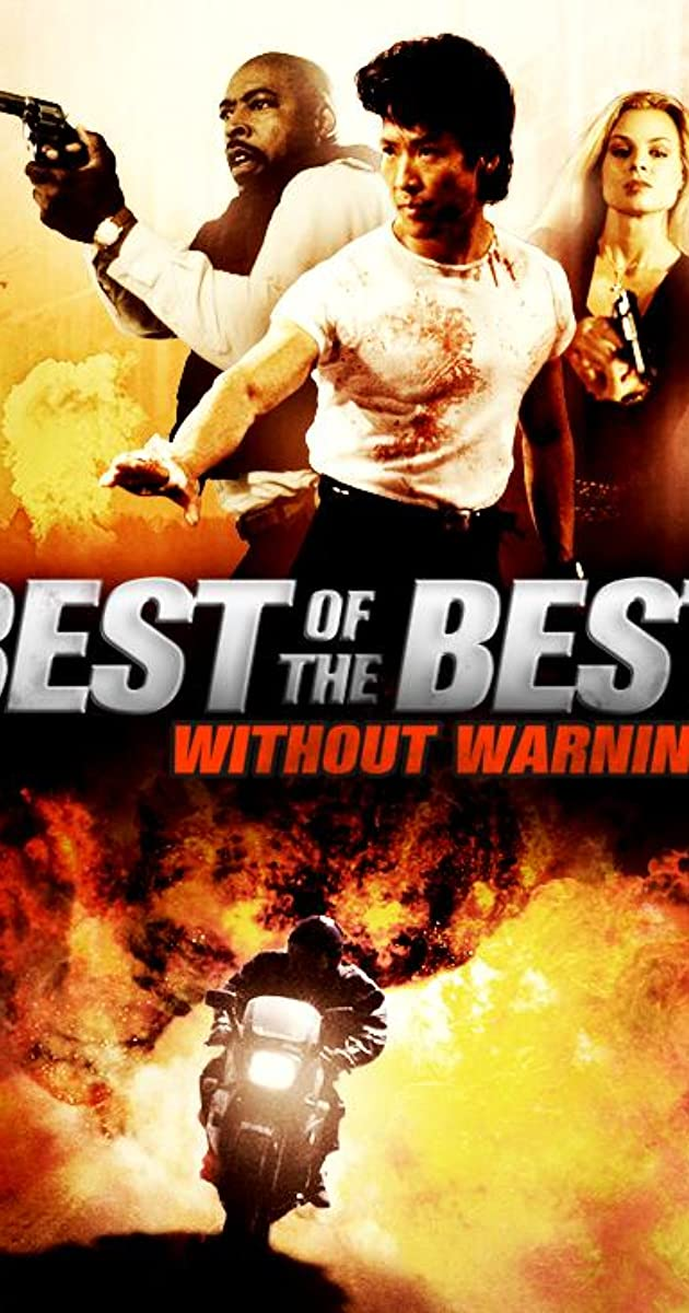 Subtitle of Best of the Best 4: Without Warning