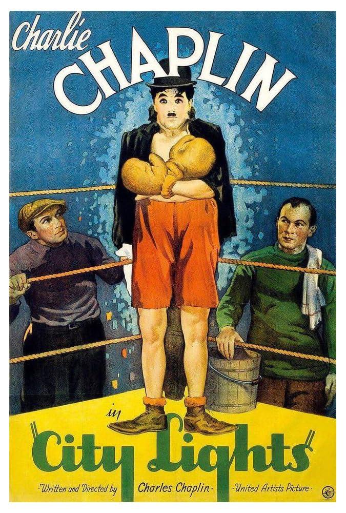 City Lights(1931)