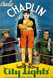 City Lights (1931) Poster - Movie Forum, Cast, Reviews