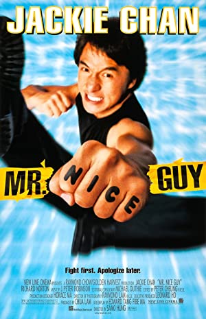 مشاهدة فيلم Mr. Nice Guy 1997 مترجم أونلاين مترجم