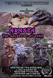 Akasta: The Salvation of Thra Poster