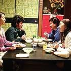 Kyôko Koizumi, Tomokazu Miura, Joe Odagiri, and Yuriko Yoshitaka in Tenten (2007)