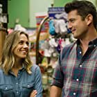 Jana Kramer and Wes Brown in Christmas in Mississippi (2017)