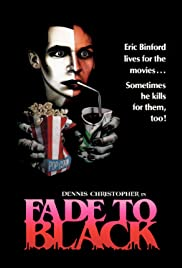 Fade to Black Poster