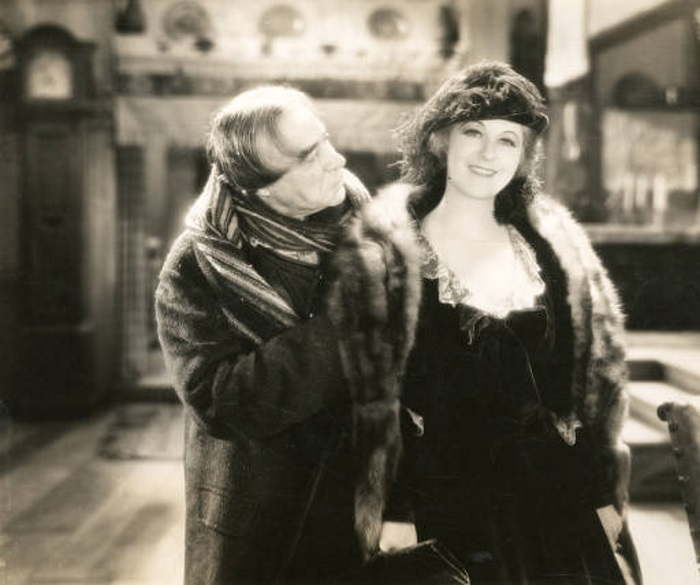 George F. Marion and Grace Moore in A Lady's Morals (1930)