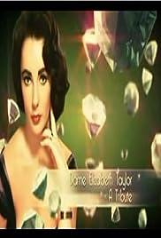 Elizabeth Taylor: A Tribute Poster