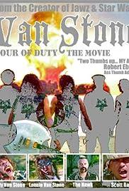 Van Stone: Tour of Duty Poster