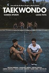 Gabriel Epstein and Lucas Papa in Taekwondo (2016)