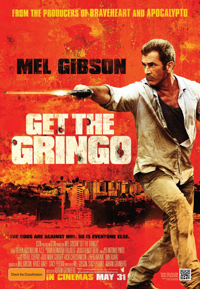 SUMAUTOS ATOSTOGOS MEKSIKOJE (2012) / GET THE GRINGO