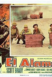 El Alaméin Poster