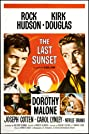 The Last Sunset (1961) Poster