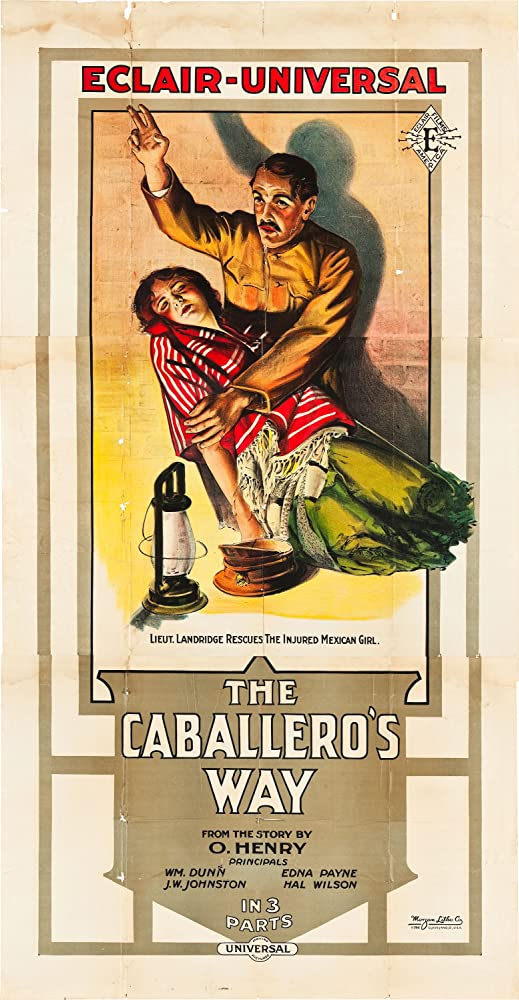 The Caballero's Way (1914)