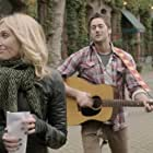 Toni Collette and Ryan Eggold in Lucky Them (2013)