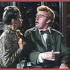 André van Duin and Doris Van Caneghem in Ik ben Joep Meloen (1981)