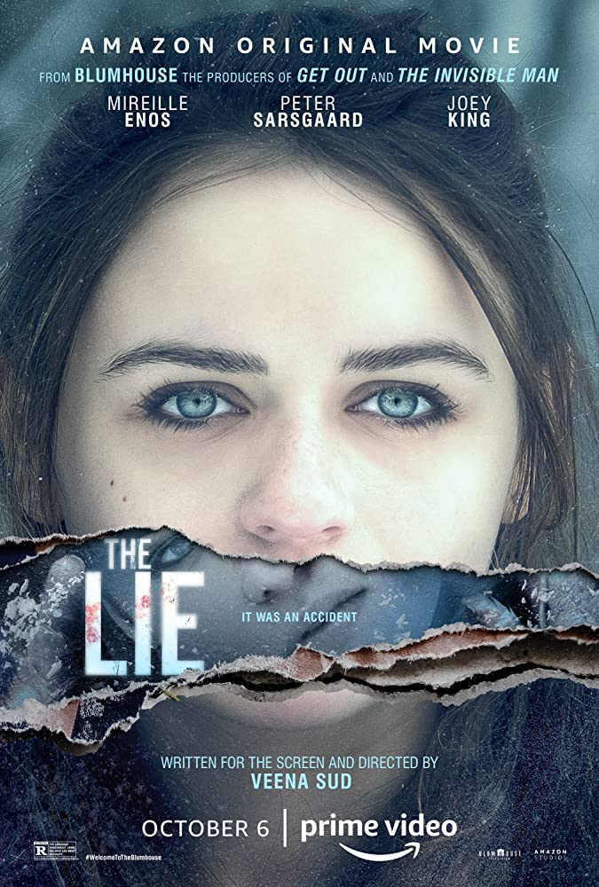 Download The Lie 2020 English HDRip 300MB