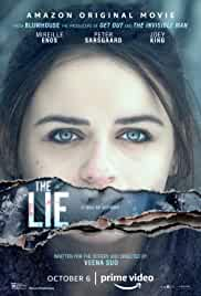 The Lie (2020) English 720p HEVC HDRip Full Hollywood Movie x265 AAC ESubs [500MB]
