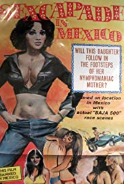 Sexcapade in Mexico (1973) starring Cynthia Thornell on DVD on DVD
