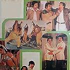 Kamal Haasan, Sarath Babu, Vijayakumar, Jaishankar, and Y.G. Mahendran in Sattam (1983)