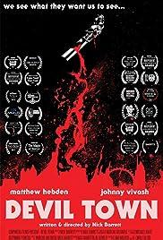 Devil Town Poster