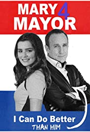 Mary for Mayor Poster
