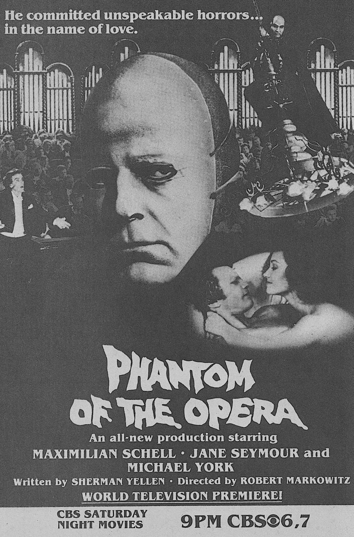 The Phantom of the Opera (1983)