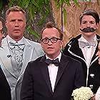 Hallie Bulleit, Chris Gethard, David Bluvband, and Alex Clute in The Chris Gethard Show (2015)