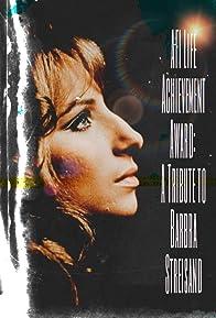 Primary photo for AFI Life Achievement Award: A Tribute to Barbra Streisand