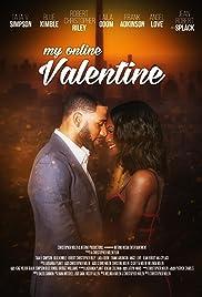 My Online Valentine Poster