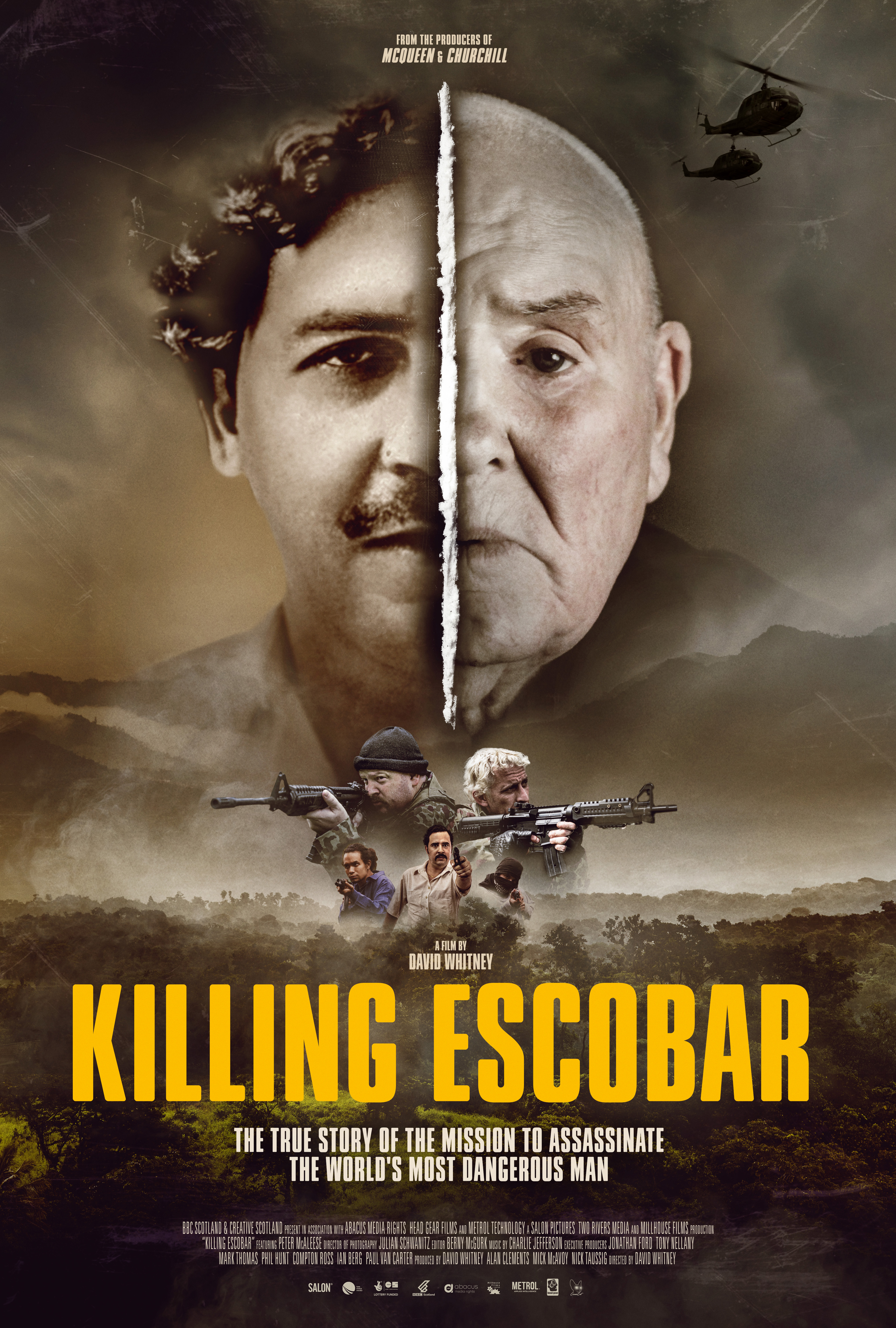 watch Killing Escobar on soap2day