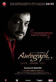 Autograph(2010) Poster - Movie Forum, Cast, Reviews