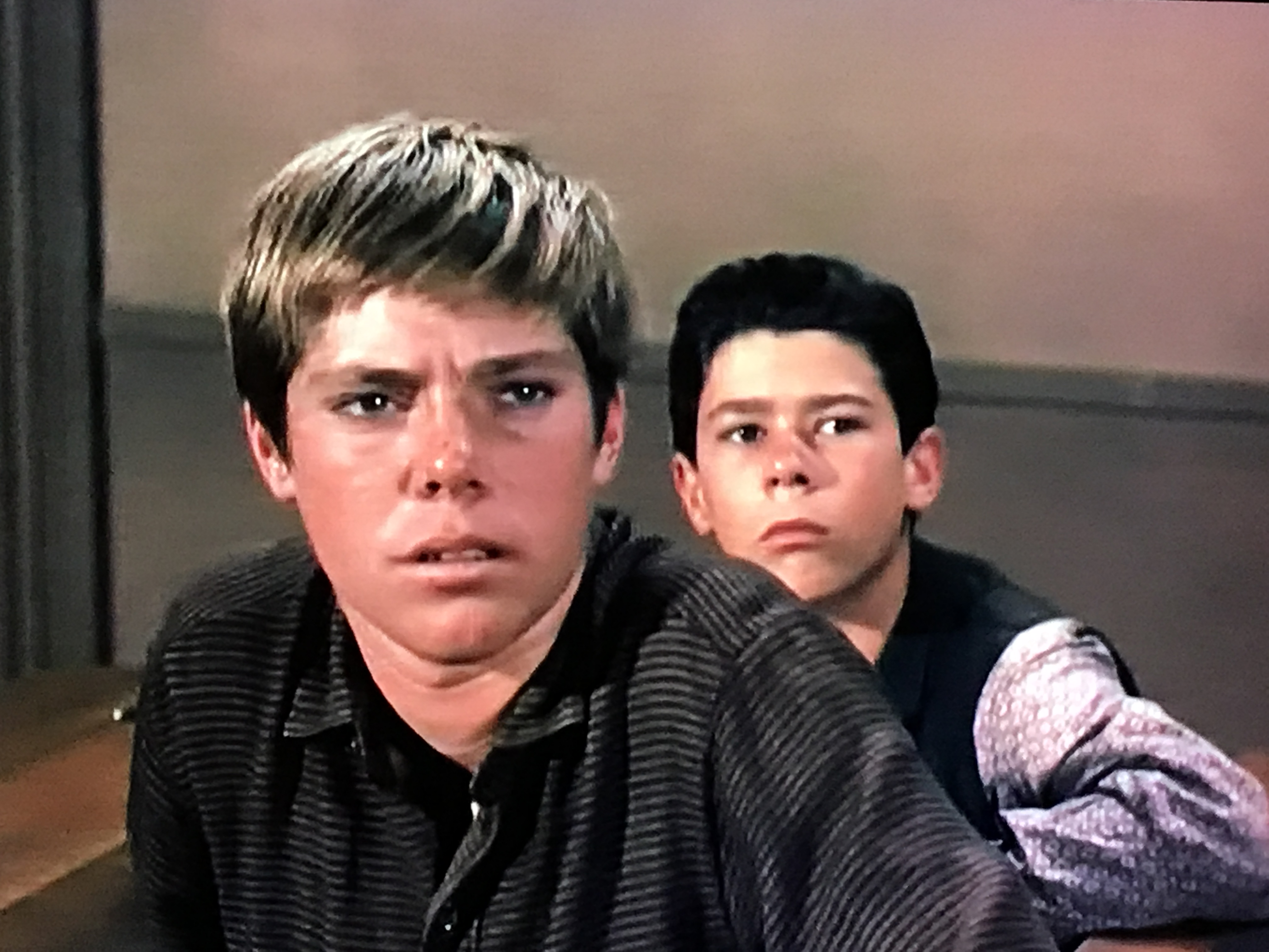Rick Murray and Lester Maxwell in The Virginian (1962)