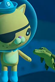 Octonauts and the Baby Gator Poster