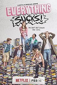 Sydney Sweeney, Rio Mangini, Peyton Kennedy, Elijah Stevenson, Jahi Di'Allo Winston, and Quinn Liebling in Everything Sucks! (2018)