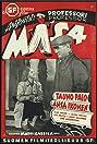 Professori Masa (1949) Poster