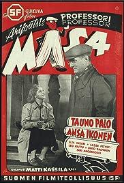Professori Masa Poster