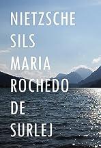 Nietzsche Sils Maria Rochedo de Surlej