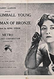 The Woman of Bronze Poster