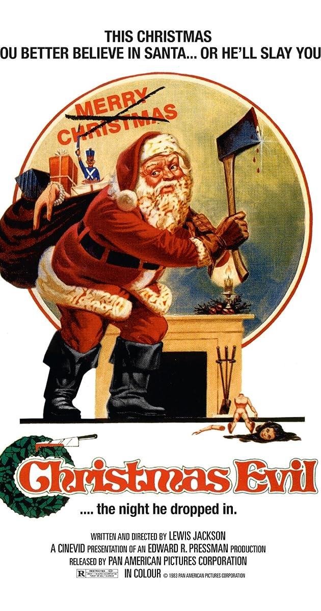 Subtitle of Christmas Evil