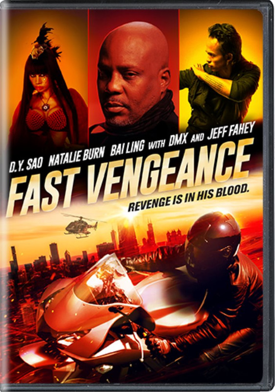 Fast Vengeance (2021) Telugu Dubbed (Voice Over) & English [Dual Audio] WebRip 720p [1XBET]