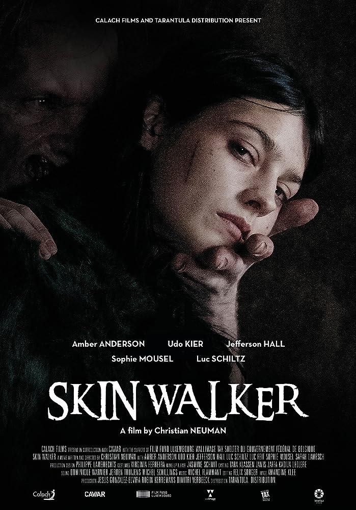 Amber Anderson and Luc Schiltz in Skin Walker (2019)