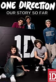 One Direction: Our Story So Far Poster