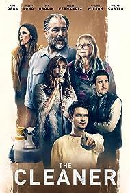 Shelley Long, Lynda Carter, Luke Wilson, King Orba, Shiloh Fernandez, and Eden Brolin in The Cleaner (2021)