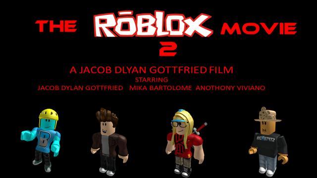 The Roblox Movie 2 2018 - roblox full movie