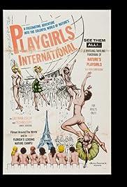 Playgirls International Poster