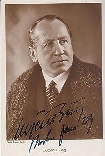 Eugen Burg Picture