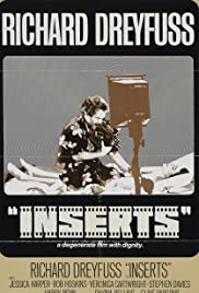 Inserts (1975) Poster - Movie Forum, Cast, Reviews