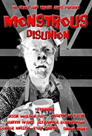 Janette Evans in Monstrous Disunion (2021)