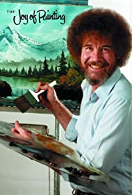 Bob Ross in The Joy of Painting (1983)